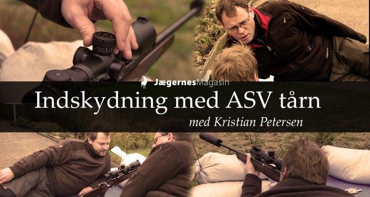 Indskydning med ASV Tårn Film