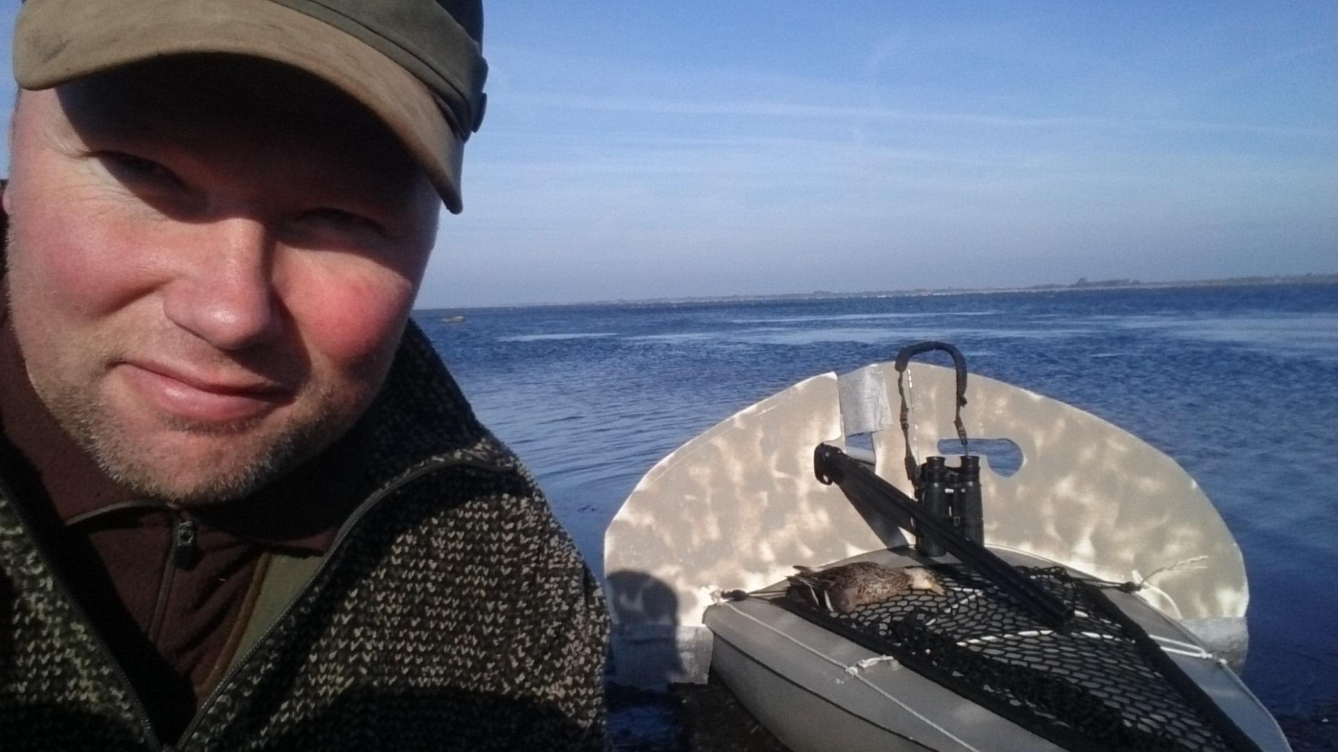 kravlejagt på Limfjorden