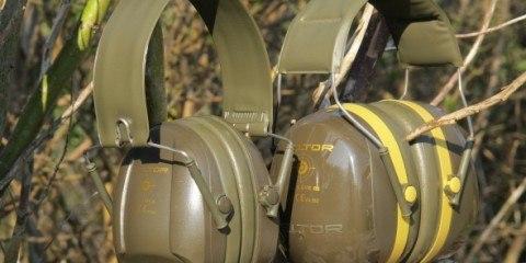 Høreværn til jagt Peltor Bulls Eye I og Peltor Bulls Eye III