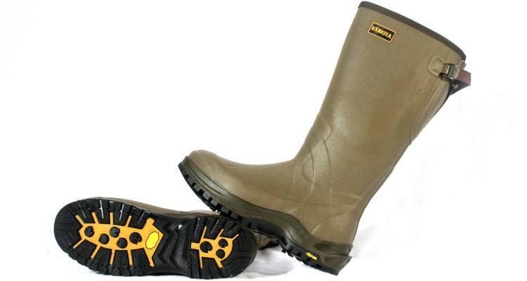 Harkila Forester gummistøvler
