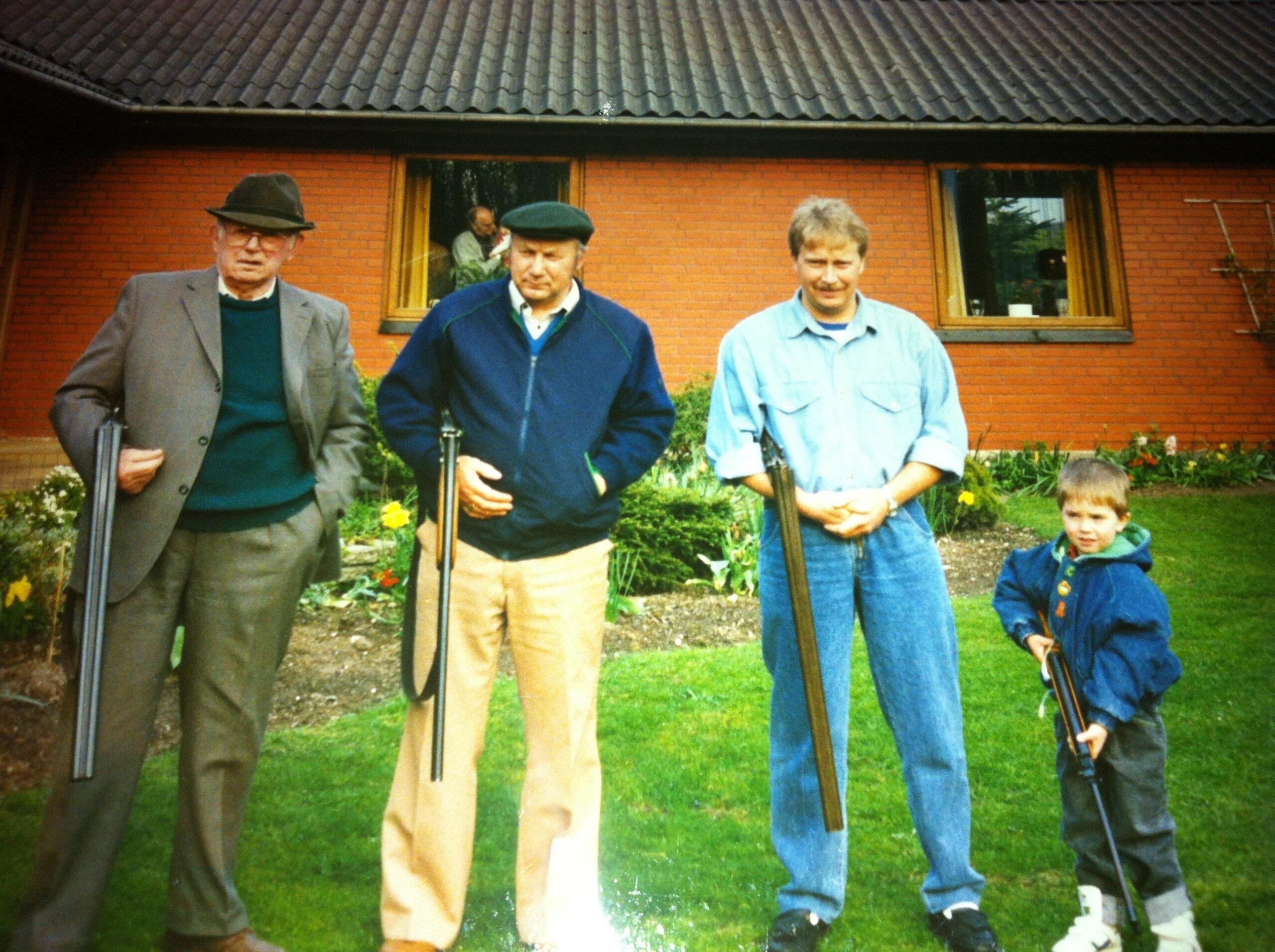 de 4 generationer