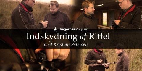 Indskydning af riffel gratis film som viser hvordan