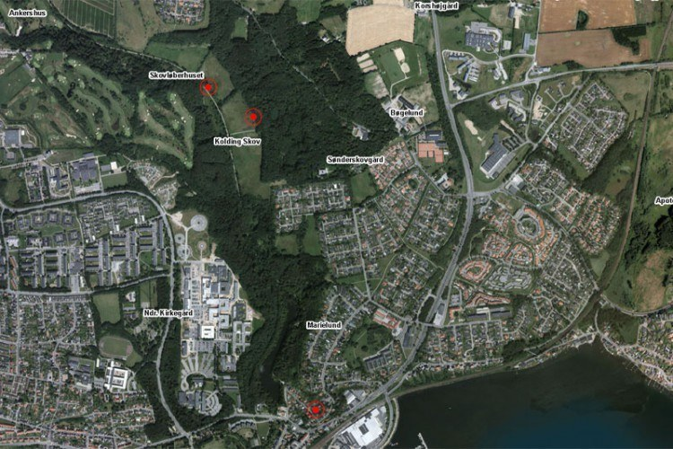 Ulvekort kolding kommune