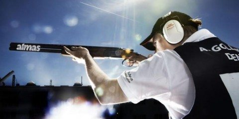Anders Golding skeet skytte til OL 2012