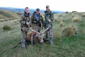 team csi hunting new zealand