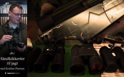 Video thumbnail for youtube video Film: Håndkikkerter til jagt - Jagt videoer fra Jægernes Magasin - HD, Udvalgt, Videoer - Jagt Magasin - Jægernes Magasin