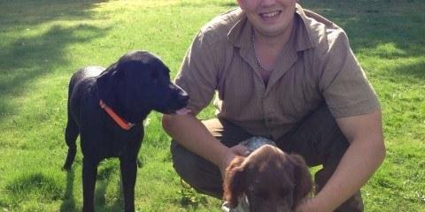 Hundehvalps første bytte