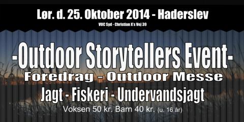 Outdoor Storytellers Event i Haderslev