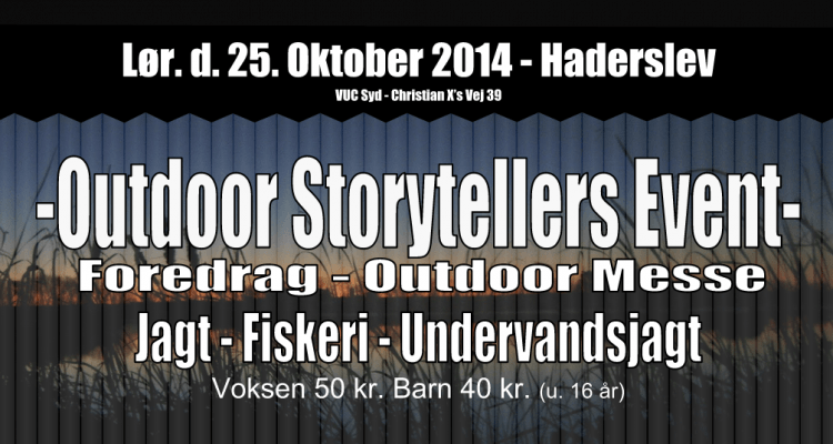 Outdoor Storytellers Event i Haderslev
