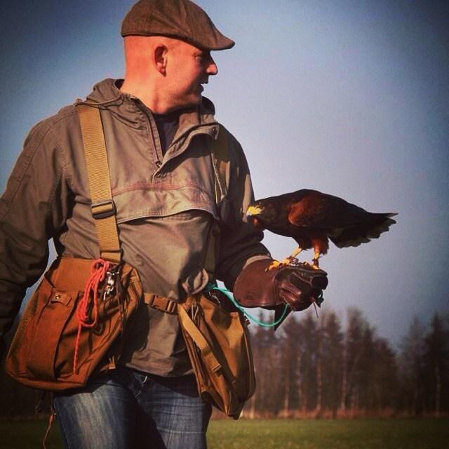Jagt med rovfugl