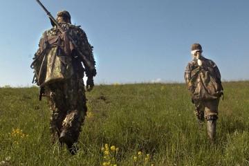 jægere på bukkejagt