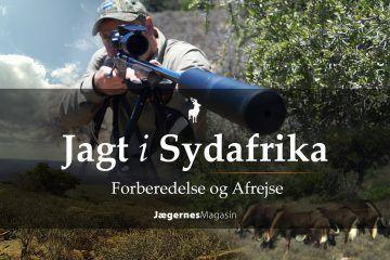 Jagt i Sydafrika – Forberedelse og afrejse – Film