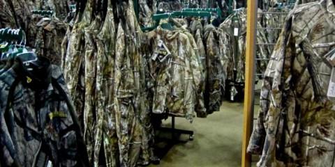 jagtbeklædning camouflagetøj