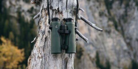 Grøn jagtkikkert