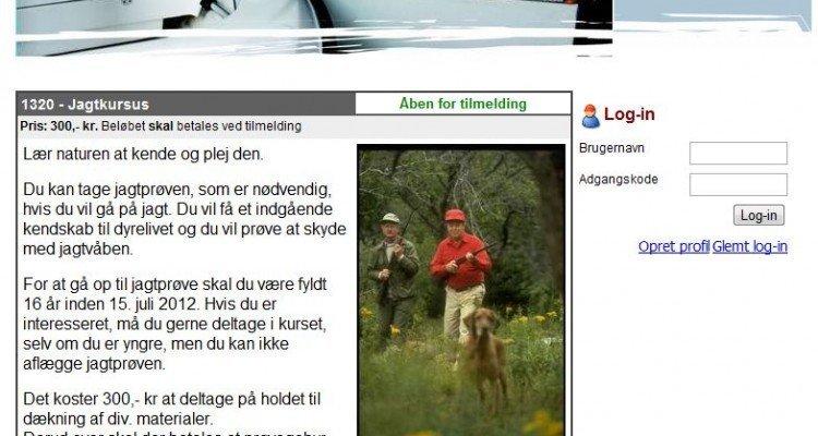 jagttegn sønderborg