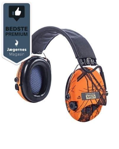 MSA Sordin Supreme Pro-X LED Camo Jagt Høreværn