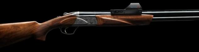 redring sight på jagtgevær
