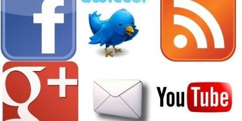 jagtnyheder på alle de sociale medier