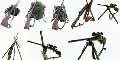 tilladte hjælpemidler riffelprøve