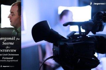 Video interview: Spørgsmål fra seerne til formanden for Danmarks Jægerforbund