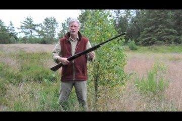 Winchester pumpgun
